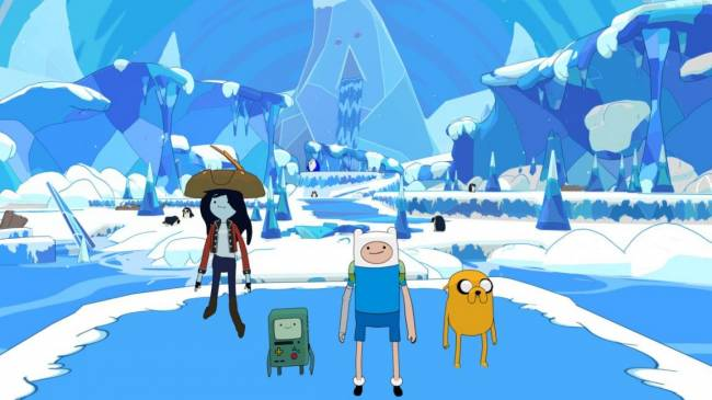 Adventure Time: Pirates of the Enchiridion is an open-world exploration game coming to PC and consoles in 2018