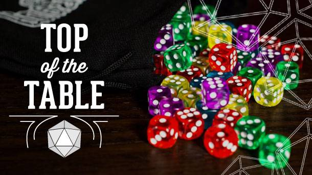 Top Of The Table – Five Amazing New Dice Games You Should Try