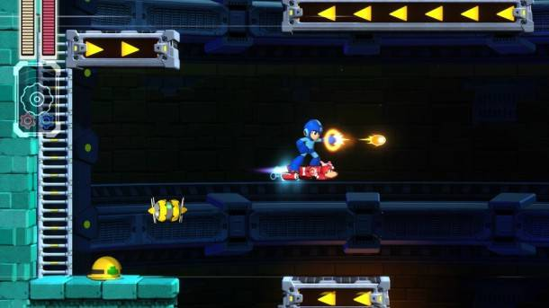 Eleven Things We Learned While Playing Mega Man 11