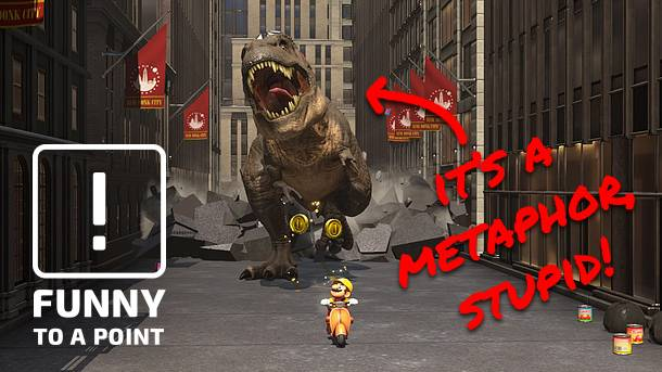 Funny To A Point – Super Mario Odyssey Is 2017's Most Political Game