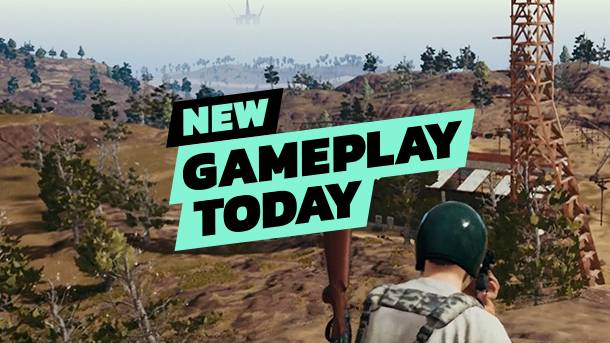 New Gameplay Today – PUBG's New Miramar Map