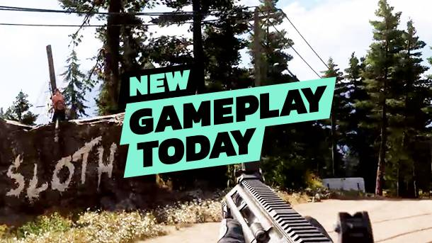 New Gameplay Today – Far Cry 5