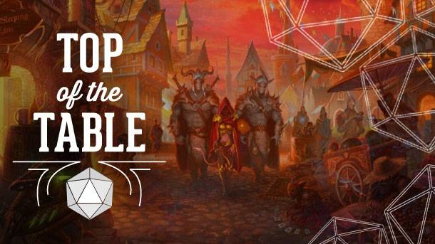 Top Of The Table – Gloomhaven