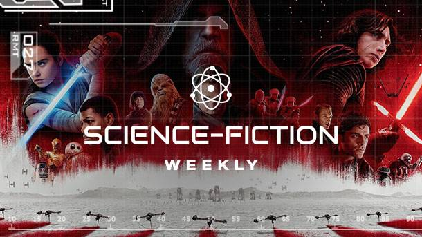 Science-Fiction Weekly – Star Wars: The Last Jedi Review
