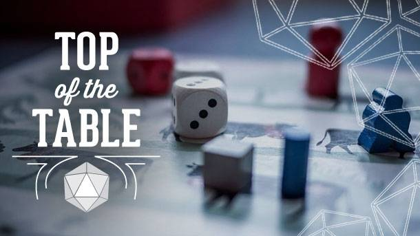 The Top Tabletop Games Of 2017