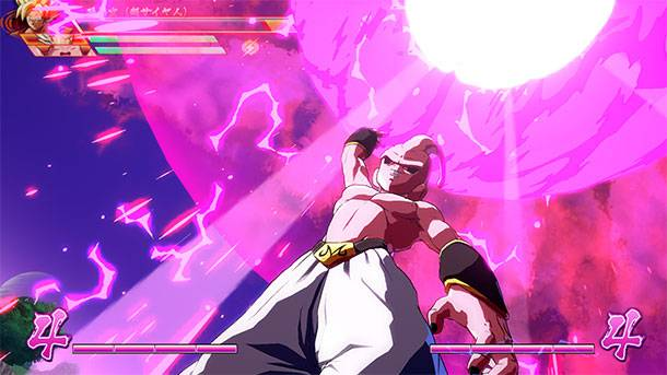 New Trailer Offers A Closer Look At Kid Buu