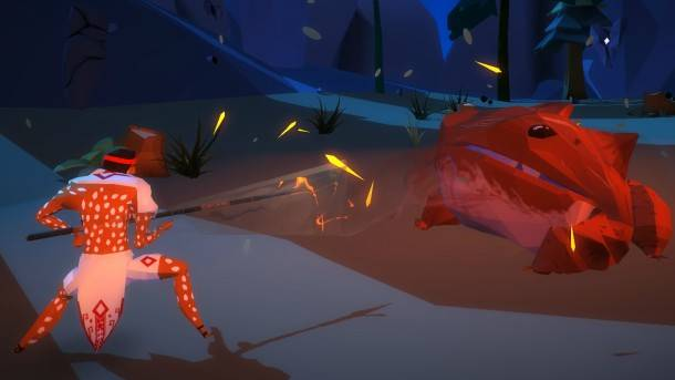 Mulaka Is An Action Adventure Game That Explores An Ancient Culture's Mythology