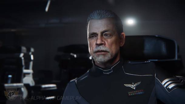 The Single-Player Of Star Citizen Tells A Sci-Fi Story