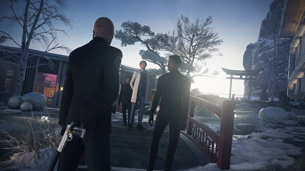 IO Interactive Giving Away Paris Hitman Level In Holiday Pack