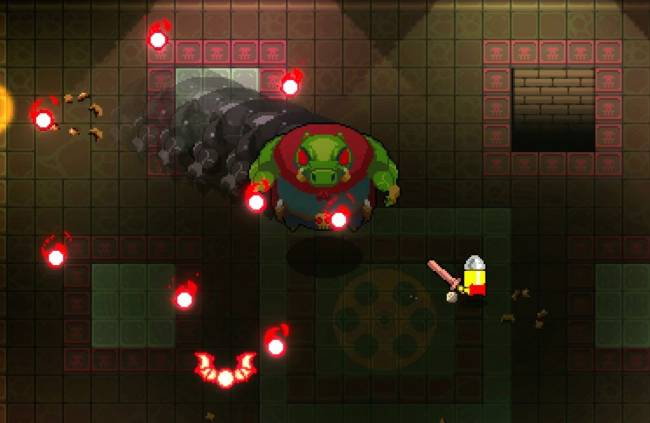 Enter the Gungeon and the Switch are a match made in heaven