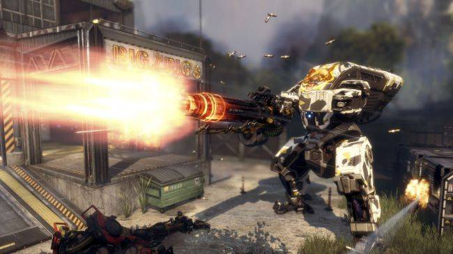 Titanfall 2 patch brings new modes, skins, grapple charges next week