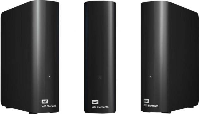 WD's portable 4TB Elements hard drive is on sale for $95