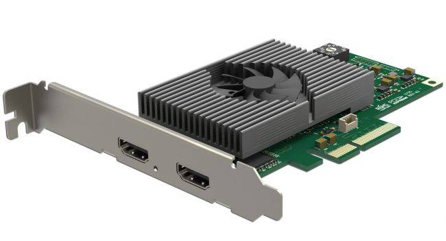 Magewell makes it easier to capture 4K footage at 60 frames per second