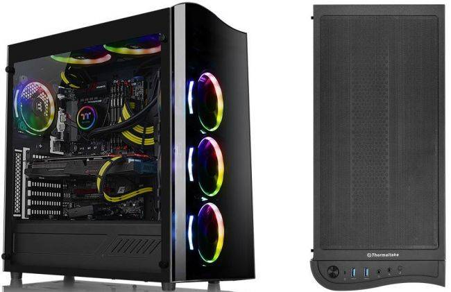 Thermaltake waves a new mid-tower case with tempered glass