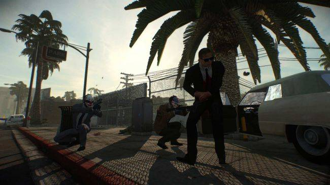 Payday 2's new DLC is a Reservoir Dogs homage
