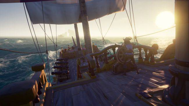 Sea of Thieves' new video teaches you how to become a pirate