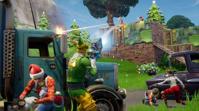 Fortnite Battle Royale adds a new 'Battle Pass' for season two