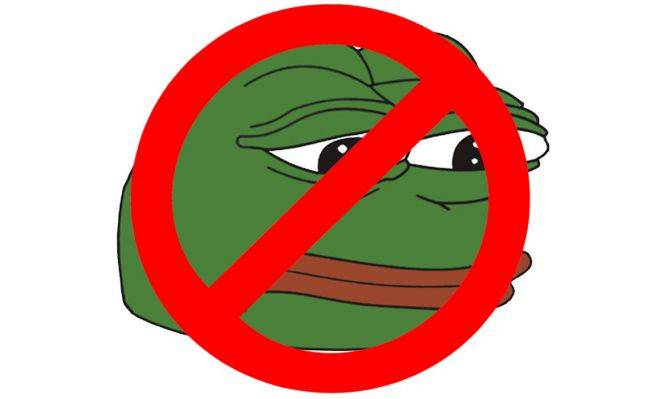 Pepe the Frog emoticons have been removed from the Steam Marketplace