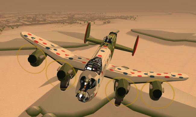 Bomber Crew gets Secret Weapons DLC, a season pass, and a free Winter Update