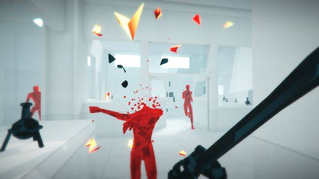 Time-bending FPS Superhot is free for Twitch Prime subscribers
