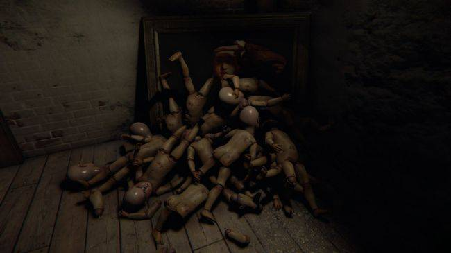 Layers of Fear and its soundtrack are free on the Humble Store today