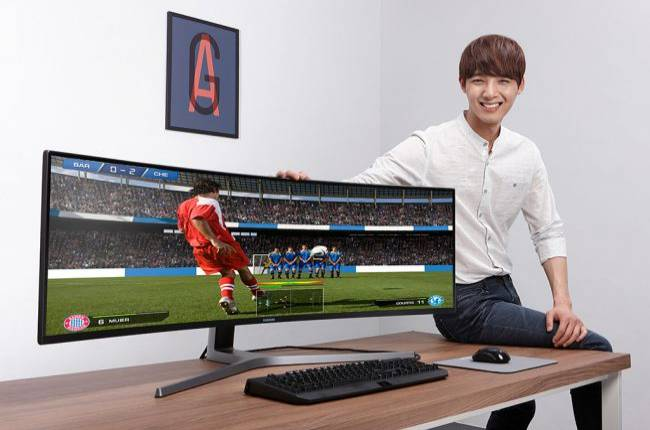 Samsung's super wide 49-inch monitor earns a new DisplayHDR 600 badge