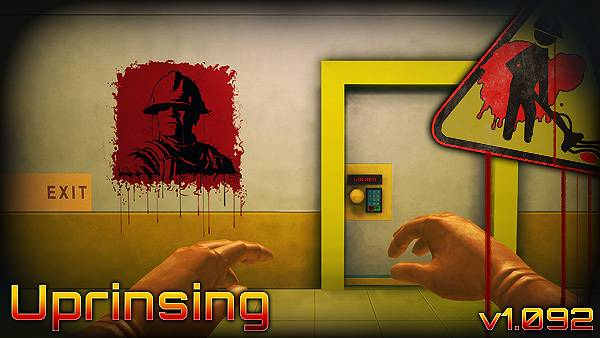 Viscera Cleanup Detail gets a new graffiti-covered level