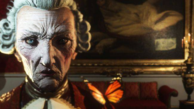 Try your luck at the creepiest party of the year in The Council