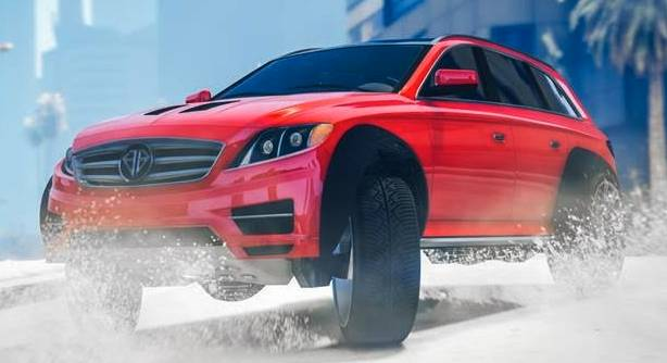 GTA Online gets snowfall, a new 4x4 and a free muscle car