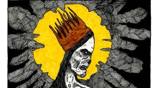 This Dark Souls inspired tarot deck is all pain, suffering, and cool pictures