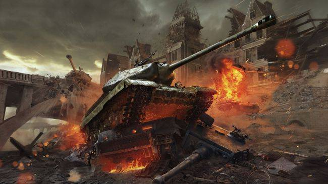 World of Tanks to get new graphics engine, maps in Update 1.0