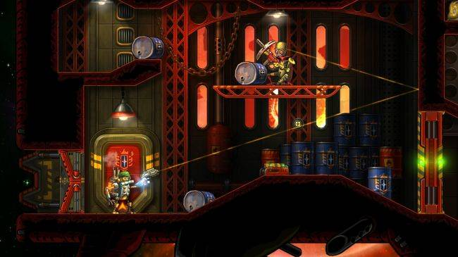 SteamWorld Heist is the next free game for Twitch and Amazon Prime subscribers