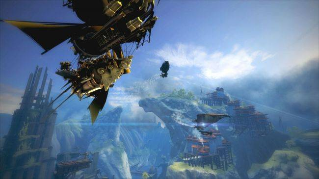 Play Guns of Icarus: Alliance at the PC Gamer Weekender