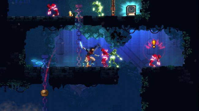 Dead Cells getting an Early Access price bump in January, devs 'far from finishing the game'
