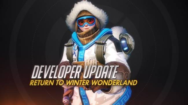 'Overwatch's' Winter Wonderland event returns on December 12th