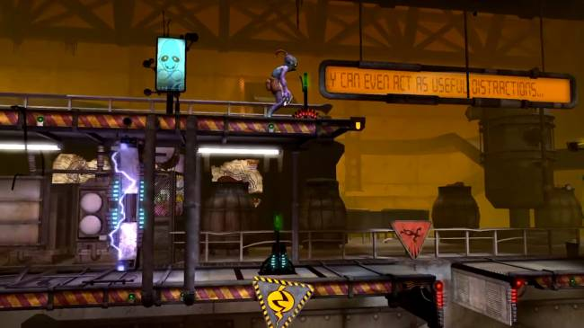 'Oddworld: New 'n' Tasty' debuts on smartphones