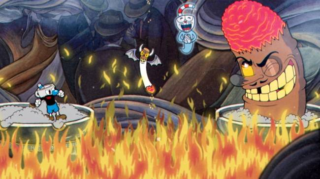 There's a fake version of 'Cuphead' on the App Store