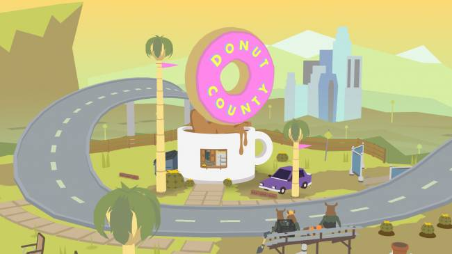 'Donut County' is a love letter to LA