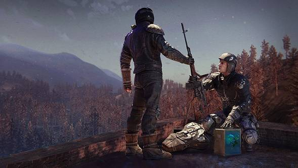 Free games: Grab a code for STALKER-like Survarium's new three-player co-op mission mode!