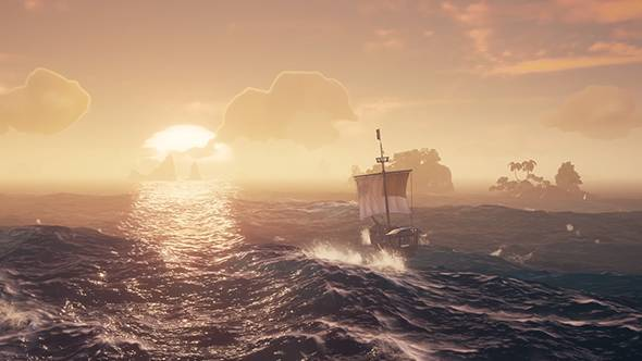 Here's how Sea of Thieves' quests and progression work
