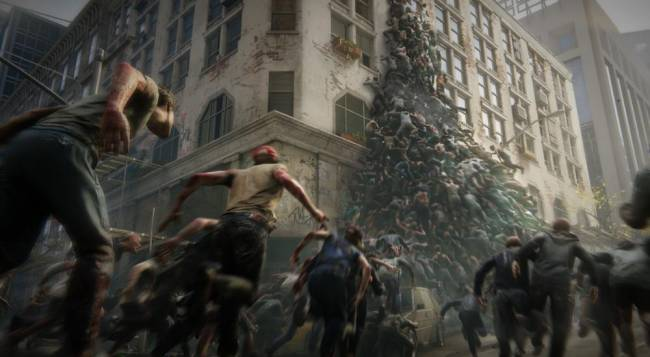 Co-Op Shooter based on World War Z Announced