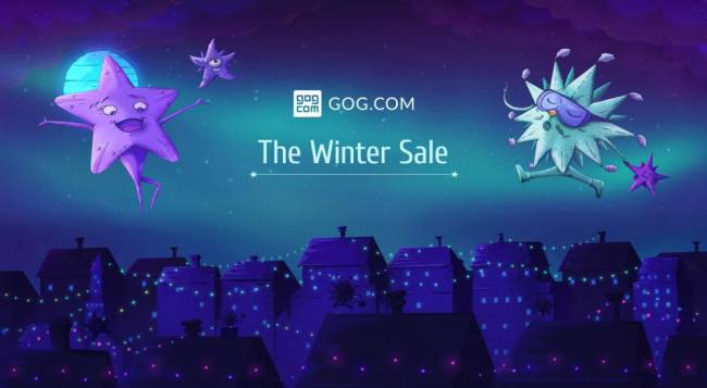 Great Deals on a Selection of Co-Op Games in GOG's Winter Sale