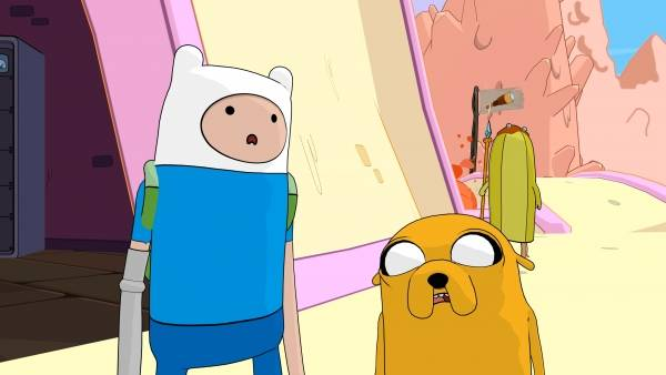 Adventure Time: Pirates of the Enchiridion announced for PS4, Xbox One, Switch, and PC