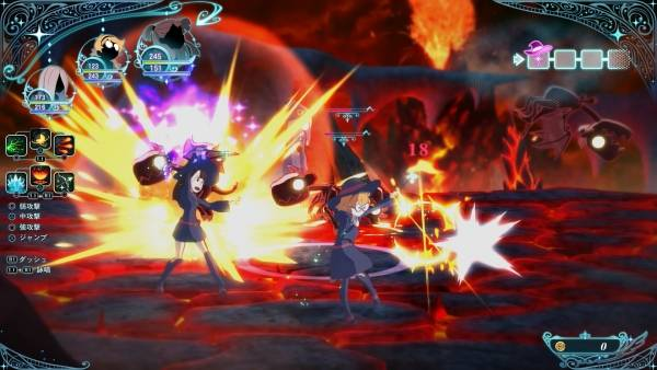 Little Witch Academia: Chamber of Time PS4 demo now available in Japan