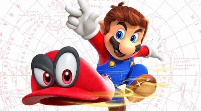 Super Mario Odyssey Can Be Beat Without 'Jumping'