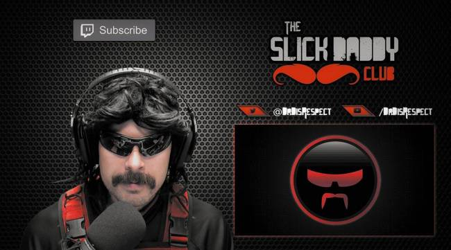 DrDisRespect Taking Break from Streaming After Personal Statement