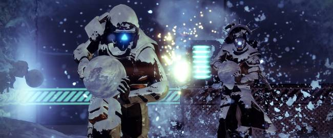 The Dawning Brings Mayhem And Winter-Themed Fun To Destiny 2