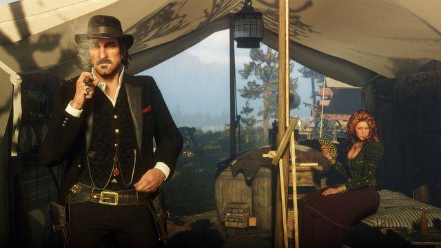 Red Dead Online's real-money store is live, here's what it costs to buy gold bars