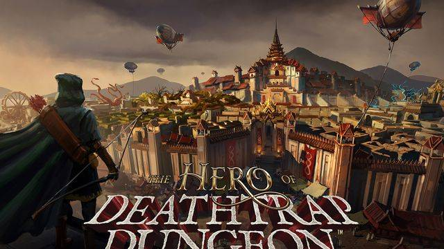 Deathtrap Dungeon's creator is trying to make a smarter 'gamebook'
