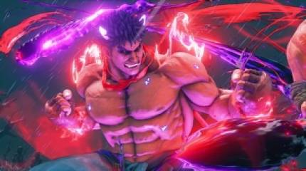 Street Fighter 5's new DLC character Kage is basically Evil Ryu with a twist